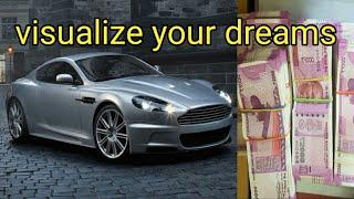 Luxury lifestyle visualization | Indian money visualization  - millionaire luxury lifestyle