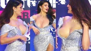 Jacqueline Fernandez Hot Dress At GQ Style Awards 2019 Red Carpet