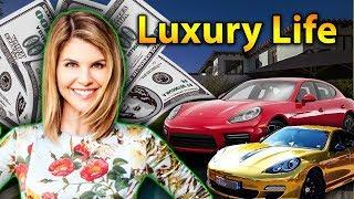 Lori Loughlin Luxury Lifestyle | Bio, Family, Net worth, Earning, House, Cars