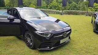 2018 Mercedes-Benz CLS 450 Walkaround Review