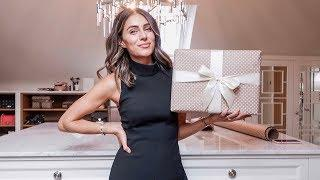 SURPRISING MY BEST FRIEND WITH HER DREAM LUXURY BAG | CHRISTMAS WITH THE MILLEN-GORDONS DAY7