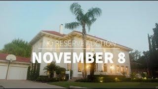 Houston Texas Luxury Home For Sale By Auction