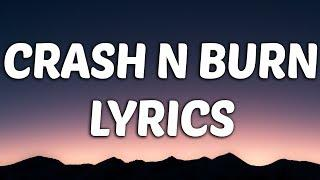 The Lifted - Crash N Burn (Lyrics) feat. Man 3 Faces ????