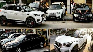 Luxury Cars under 1 Lakhs #1 Vlogs | AUDI, Mercedes, Fortuner| DELHI 51ngh vlogs Aaryan tanwar Vlogs
