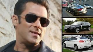 5 LUXURY CAR OWN BY SALMAN KHAN