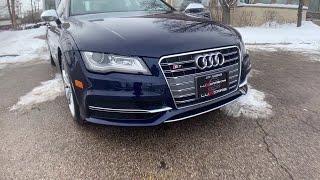 2013 Audi S7 Milwaukee, WI, Kenosha, WI, Northbrook, Schaumburg, Arlington Heights, IL 5198
