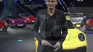 2020 PORSCHE 911 – Design And Features