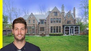 Jay Cutler House Tour $4750000 Chicago Mansion Luxury Lifestyle 2018