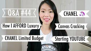 Q&A #44: Chanel Limited Budget, How to Afford Luxury, Starting YouTube Channel | FashionablyAMY