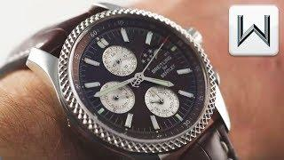 Breitling Bentley Mark VI Perpetual Calendar Chronograph 19 (P1936212/Q540) Luxury Watch Review
