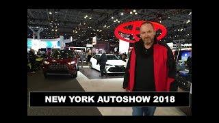 New Cars at 2018 New York Auto Show