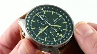 Sinn Hunting Watch 3006.010 Luxury Watch Review