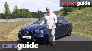 Mercedes-AMG C63 2018 review