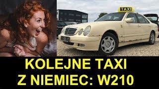 OKAZJA? TAXI Mercedes W210 E200 CDI z Niemiec