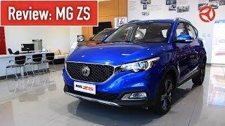 MG ZS: Revisión Interior - Exterior | TODOAutos.pe
