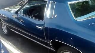 1976 CHEVY MONTE CARLO - MOST POPULAR PERSONAL LUXURY