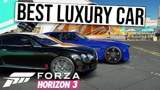 Forza Horizon 3: BEST LUXURY CAR - Ft AR12 Gaming