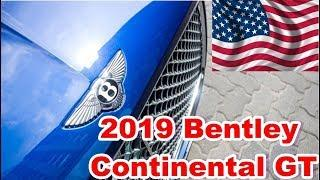 CAR CRASHES, ROAD RAGE COMPILATION USA#2019 Bentley Continental GT