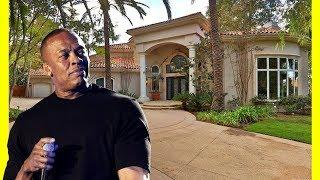 Dr Dre House Tour $4900000 Luxury Expensive Home In Calabasas