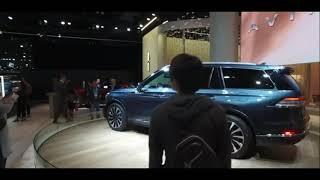 2020 Lincoln Aviator Best out of the Luxury SUV||Top Upcoming Cars in LA Auto Show 2018