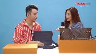 The Real Luxury Tập 2: Giải Bạc SMVN 2018 Khánh Vân hốt hoảng khi mua nhầm túi ...