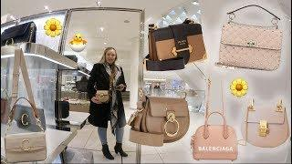 Vancouver Luxury Shopping Vlog ♡ CHLOE ♡ PRADA ♡ VALENTINO ♡ BALENCIAGA ♡ Chloe Tess Bag + More!