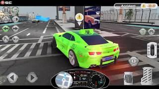 Taxi Revolution Sim 2019 - Lux Taxi Car Driving Games - Android Gameplay FHD #5