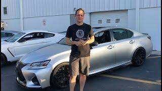 Is the 2017 Lexus GS F the BEST performance luxury sedan? - Raiti's Rides