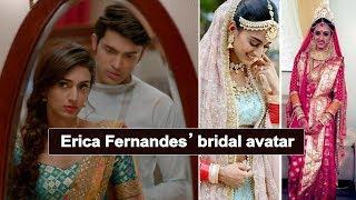 Kasauti Zindagi Kay: Erica Fernandes' bridal avatar looks stunning in this picture