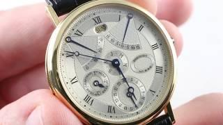 Breguet Perpetual Calendar Equation of Time 3477BA/1E/986 Luxury Watch Review