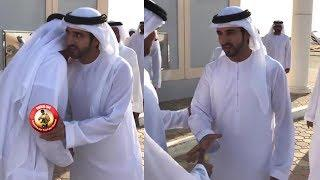 Sheikh Hamdan Fazza3 Crown Prince Of Dubai
