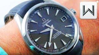 Omega Seamaster Aqua Terra 150m Stainless Steel (231.13.42.21.06.001) Luxury Watch Review