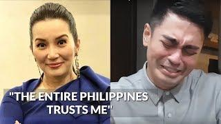 Recorded Audio CONVERSATION ng PAGBABANTA ni Kris Aquino kay Nico Falcis! PAKINGGAN!