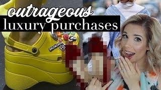 OUTRAGEOUS LUXURY PURCHASES | My Daily Sweet