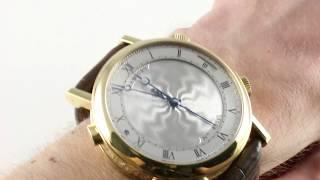 Breguet Classique La Musicale 7800BA/11/9YV Luxury Watch Review