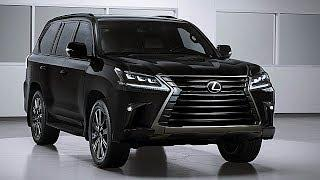 2019 Lexus LX Inspiration Series HERO Special Edition | Luxury 7 Seater SUV