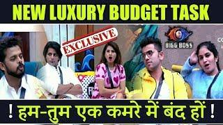 BIGG BOSS 12 | New LUXURY Budget TASK | Srishty Rode is The SANCHALAK | Bigg Boss 12 Latest Updates