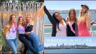 Weekend in My Life: Birthday SURPRISE *emotional*