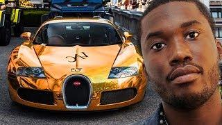 Meek Mill - 3 000 000 $ - CARS Collection 2018