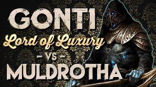 Jolt - Commander - Gonti, Lord of Luxury vs Muldrotha, the Gravetide