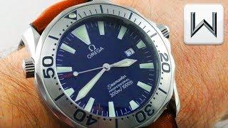 Omega Seamaster Diver 300m (2265.80.00) Seamaster Professional Luxury Watch Review