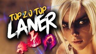 Top 20 TOP LANER Plays #16 | League of Legends