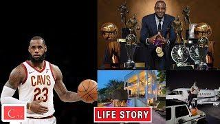 LeBron James Life Story ★ Biography ★ Net Worth and Luxury Lifestyle