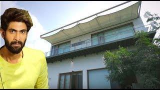 Rana Daggubati Luxury Life | Net Worth | Salary | Business | Cars | House | Family | Biography