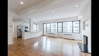 New York City Luxury three bedroom Penthouse Midtown East Apartment Tour $8900 a month