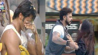 Sreesanth Gets Angry on Commaners | Khan Sisters Tortures Dipika In Luxury Budget Task