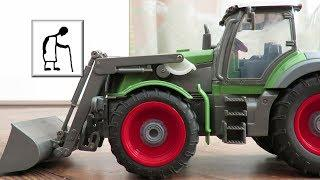 CSGOG RC Tractor Digger 180721