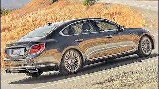 2019 Kia K900 - Luxury, Technology and Driving Dynamics