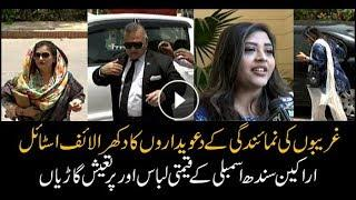 The luxurious lifestyle of members of Sindh Assembly