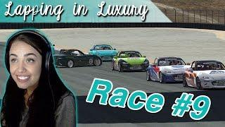 Lapping in Luxury - Race #9